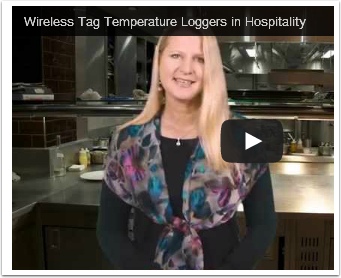 Wireless Temperature Logger Video