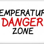 Food temperature danger zone explainer video